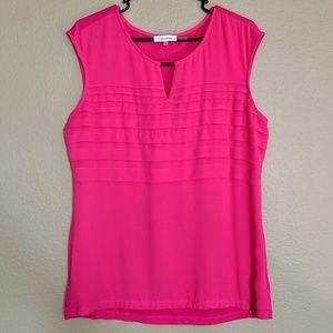 Calvin Klein Pink Blouse